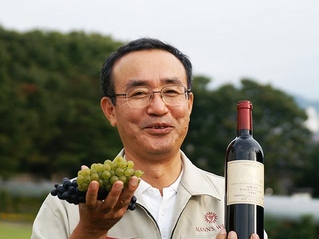 ワイン好きがネットショップに集合さらに長野県のワイナリーにも見学者が急増