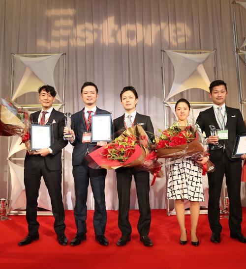 「カニを販売する大阪の「匠本舗」が金賞」 ネットショップ大賞?2013 授賞式