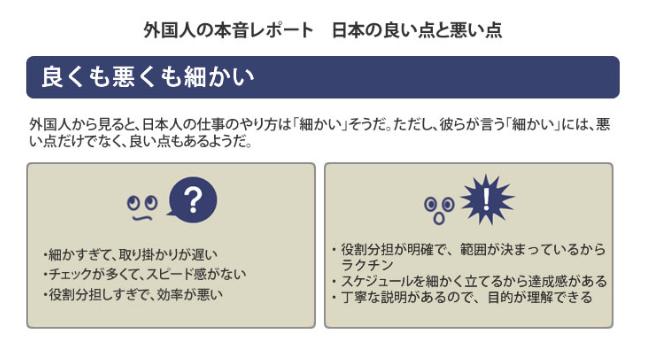 <外国人雇用率30%のEストアー 外国人従業員本音レポート><br>じつは入社1~2年で日本人化 慣れてしまうとラクな日本のアイマイ