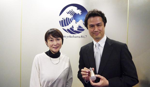 Estore × FM YOKOHAMA#24<br/>長寿命LED電球専門店「KKテクノロジーズ」の加賀谷さん